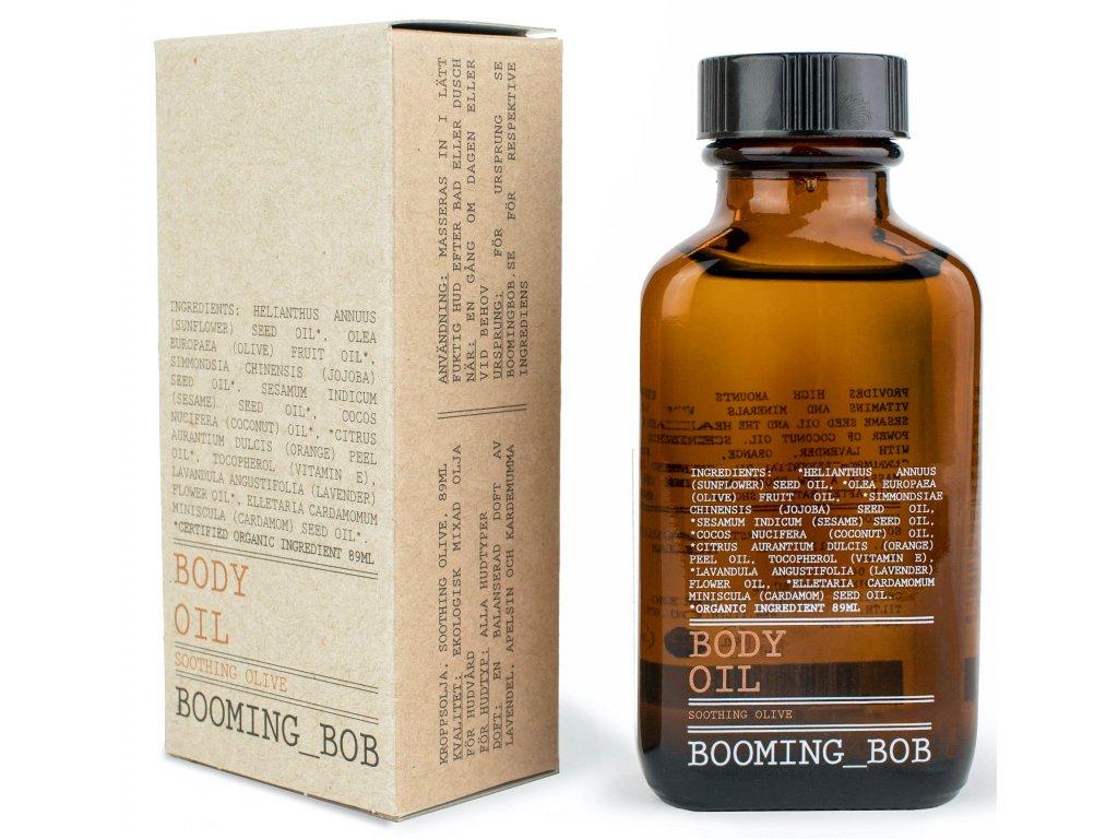 (3) Body Oil Olive 2