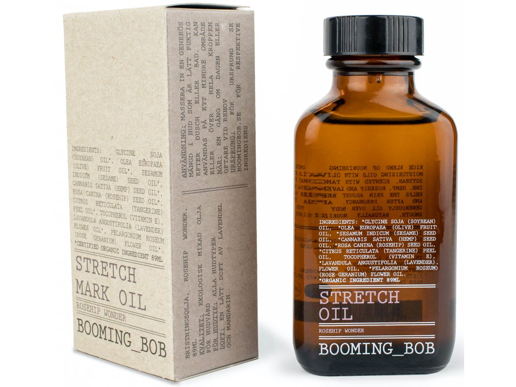 (7) Stretch Mark Oil 2