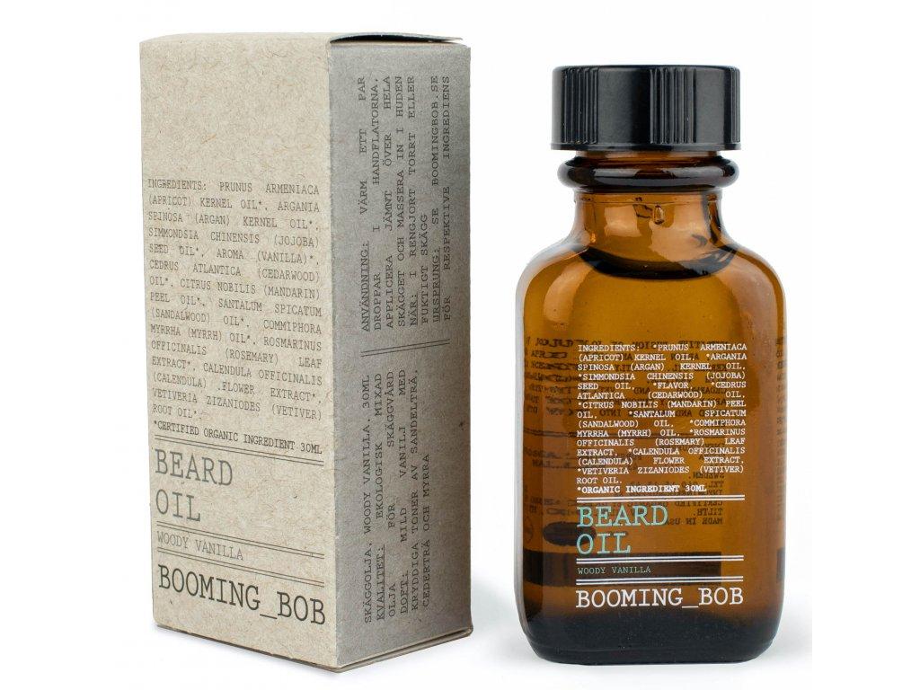 (12) Beard Oil Vanilla 2