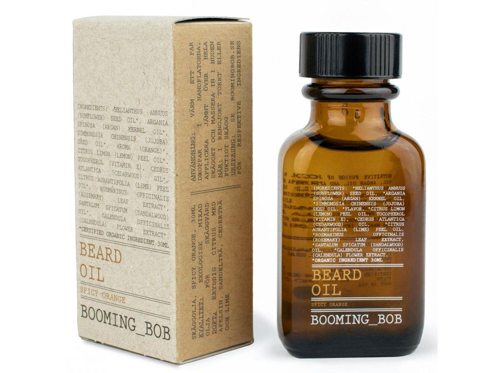 (13) Beard Oil Orange 2
