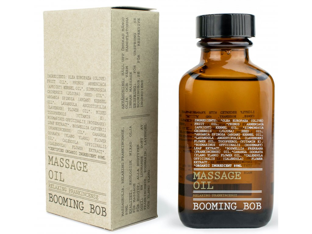 (5) Massage Oil Frankincense 2