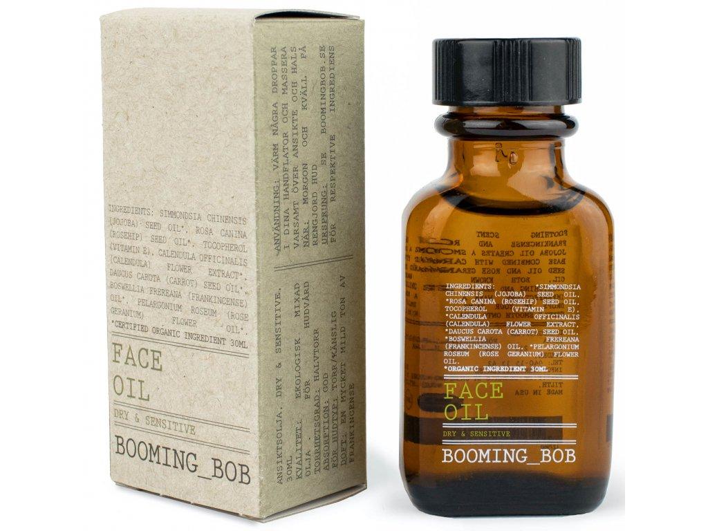 (11) Face Oil Dry 2