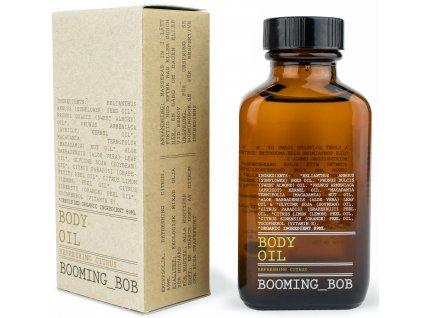 (4) Body Oil Citrus 2